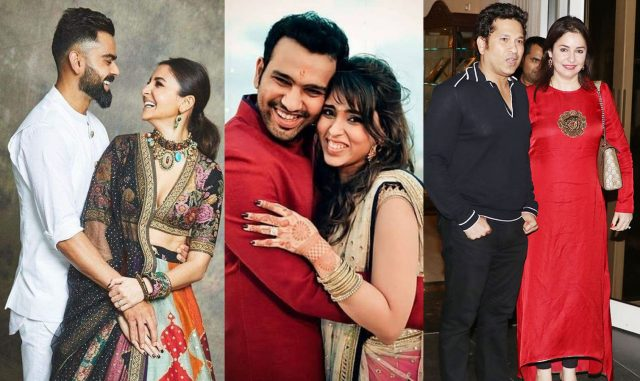 profession indian cricketers wives