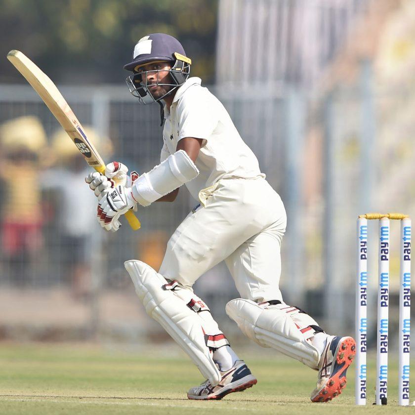 Abhimanyu Easwaran Team India