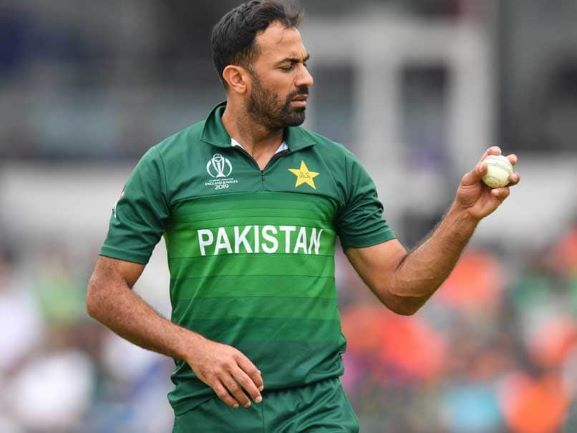 Wahab Riaz-5 Pakistan Players Who Deserve To Play In The IPL