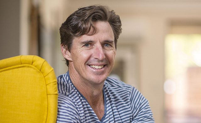 Brad Hogg Chris Morris