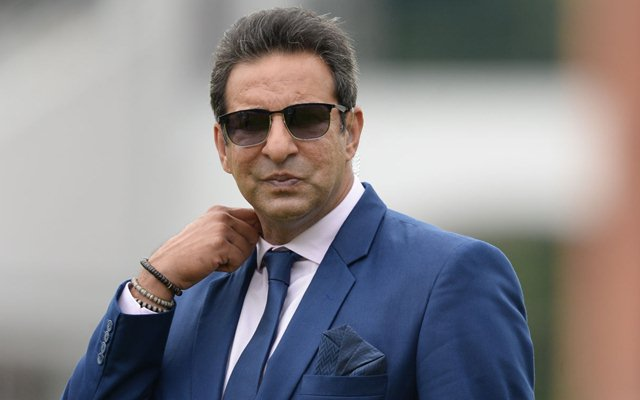Wasim Akram Wishes Indo-Pak Players Play Together In T20 Leagues