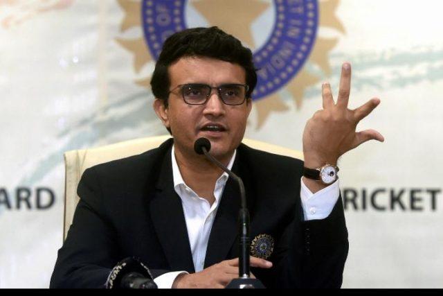 Sourav Ganguly Sanjeev Mishra BCCI