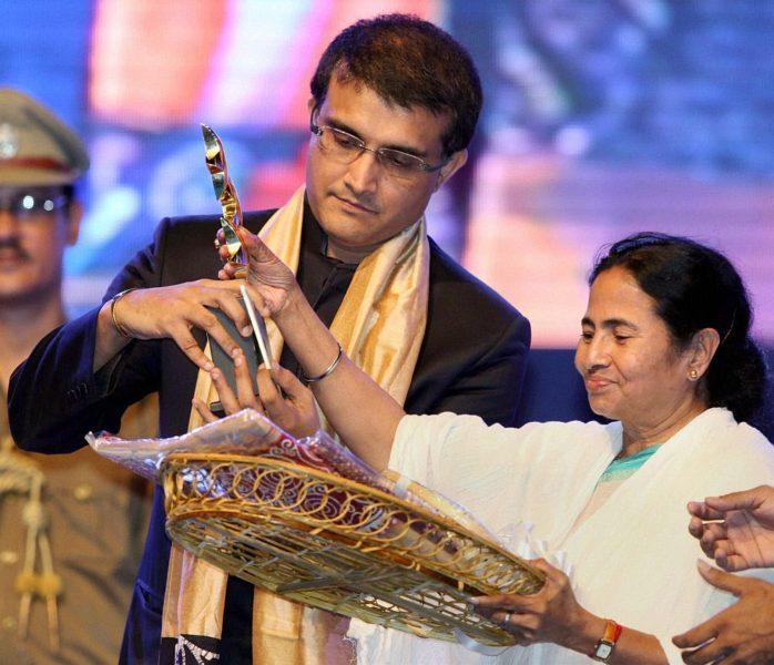 Sourav Ganguly | Mamata Banerjee