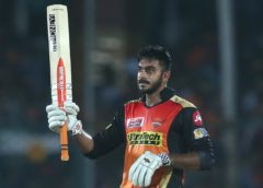 Sunrisers Hyderabad All-Rounder Vijay Shankar Ruled Out Of IPL 2020