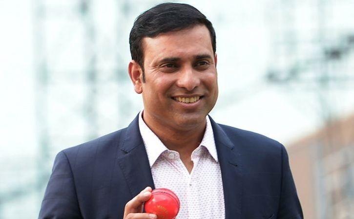 Rishabh Pant VVS Laxman