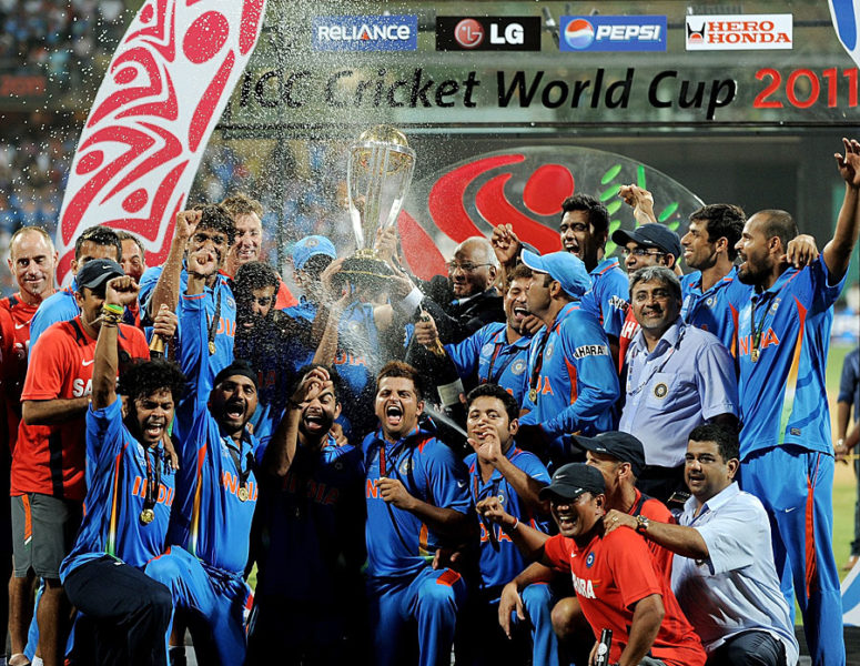 ICC World Cup 2011, India