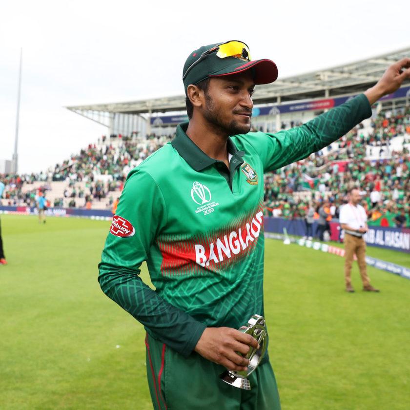 Shakib Al Hasan For Bangladesh