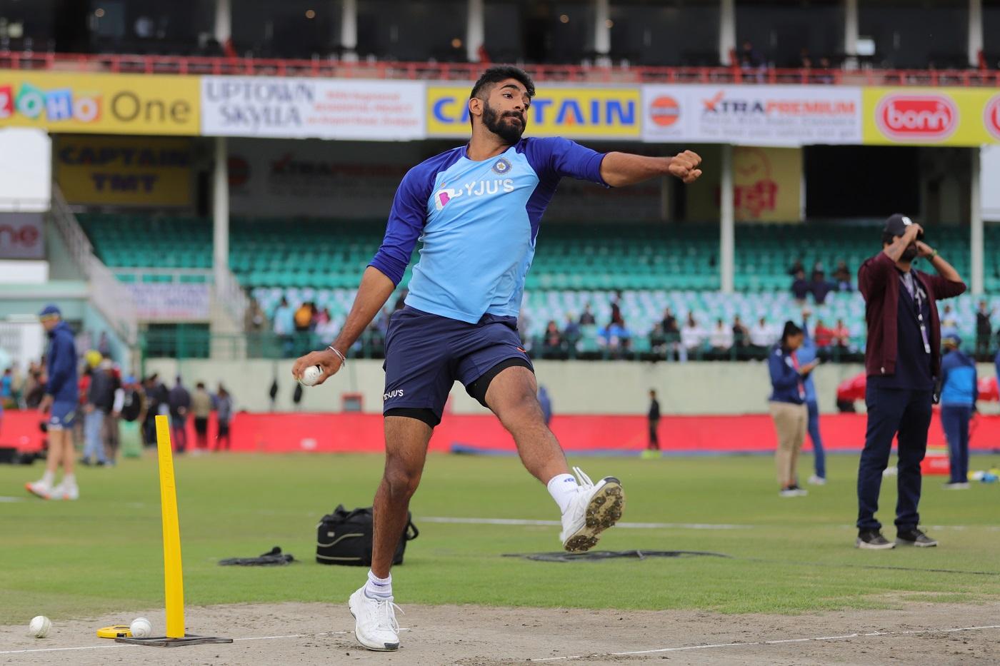 Team India Bowwlers