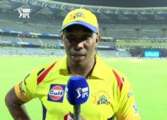 IPL 2020: Dwayne Bravo's Special Message for CSK Fans Before Leaving