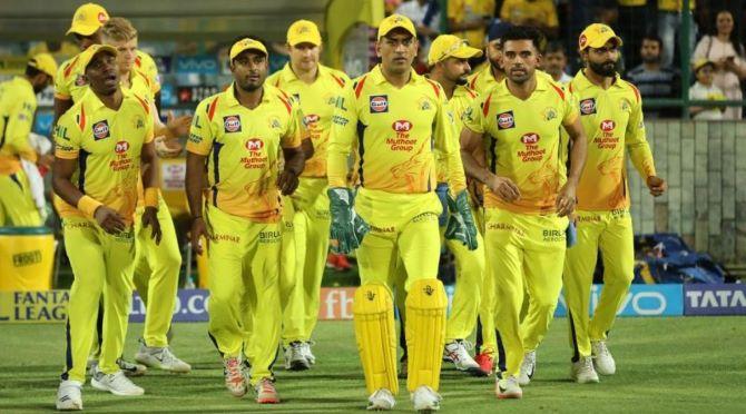 Chennai Super Kings-Gautam Gambhir