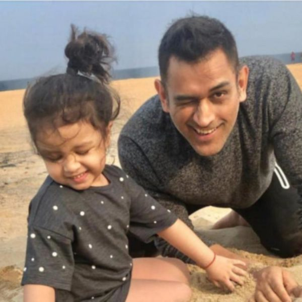 MS Dhoni, Indian National Cricket Team, Ziva Dhoni