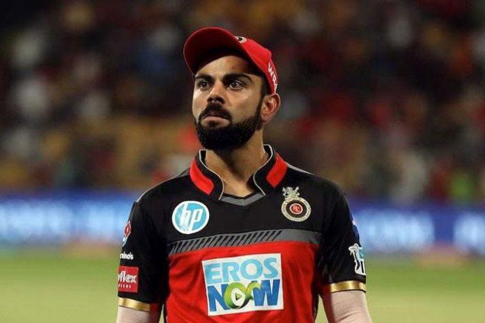 Virat Kohli IPL 2020