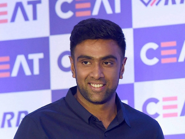 Ashwin reacts to Ponting's comment