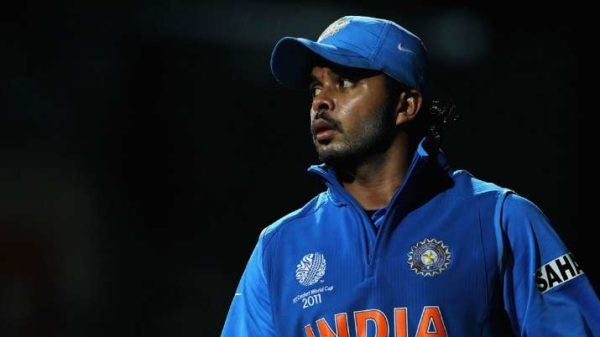 Sreesanth Reacts After Completing Seven Year Ban