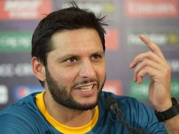 Shahid Afridi Afridi current best Indian batsman