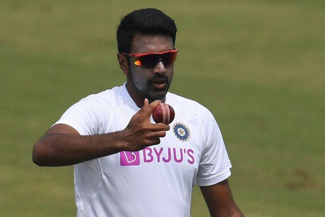 Ravichandran Ashwin Surrey Five-Wicket Haul