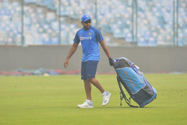 Rohit Sharma fitness