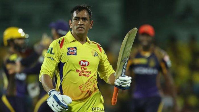 Ajay Ratra MS Dhoni IPL