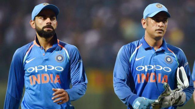 Aakash Chopra Dhoni Kohli faith fast bowlers Dhoni Agarkar