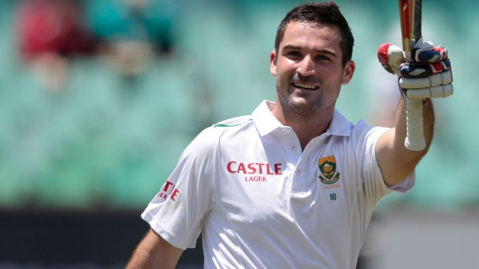 Dean Elgar Test skipper