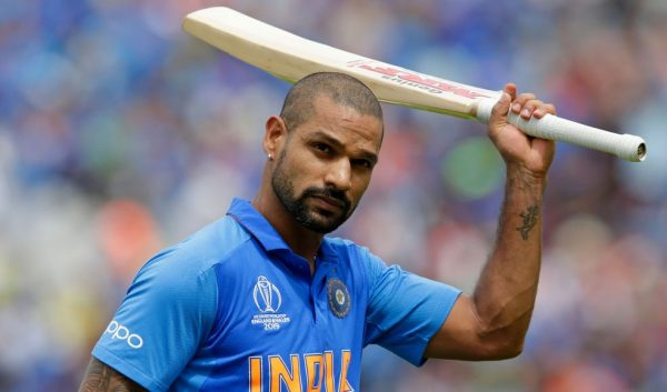 Shikhar Dhawan will miss playing in front of huge crowds
