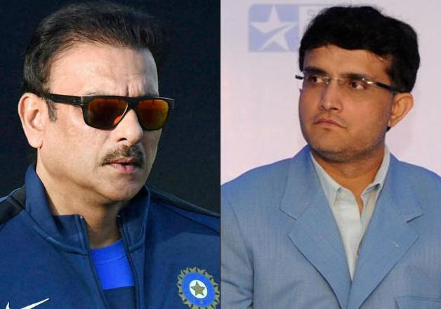 Ravi Shastri head coach Team India