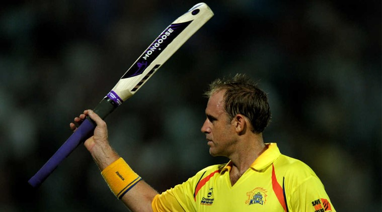 Matthew Hayden, MS Dhoni, Chennai Super Kings
