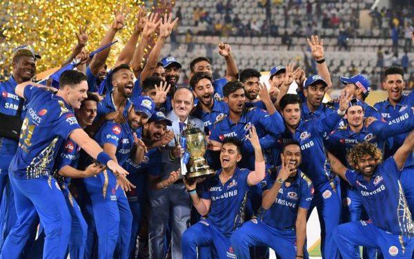 IPL 2020 Prize Money Details