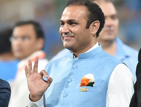 DC Took My Free Advice Seriously: Virender Sehwag