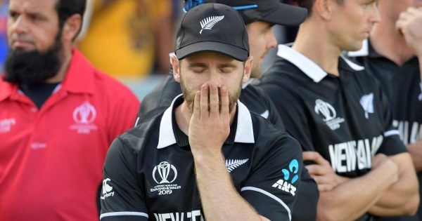 New Zealand squad West Indies