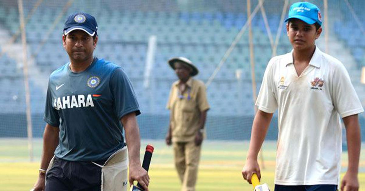 Father-Son duos in cricket