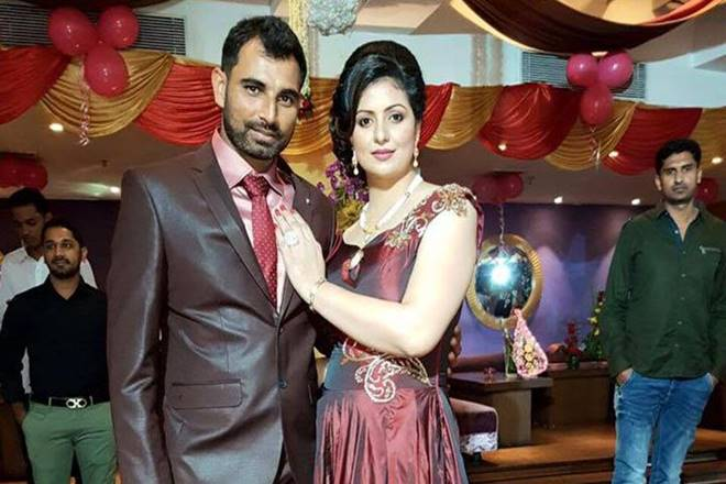 Mohammed Shami's Wife Shares Bold Picture With The Cricketer; Gets Bashed