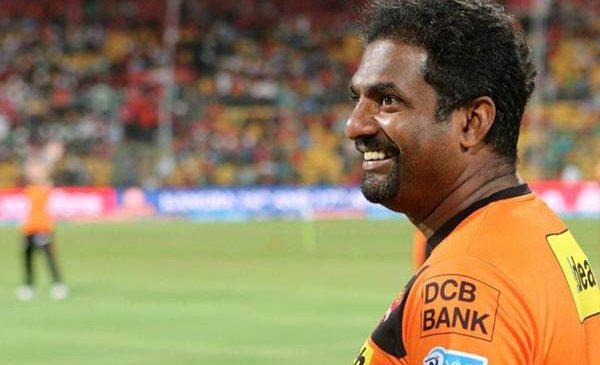 Muttiah Muralitharan best IPL team
