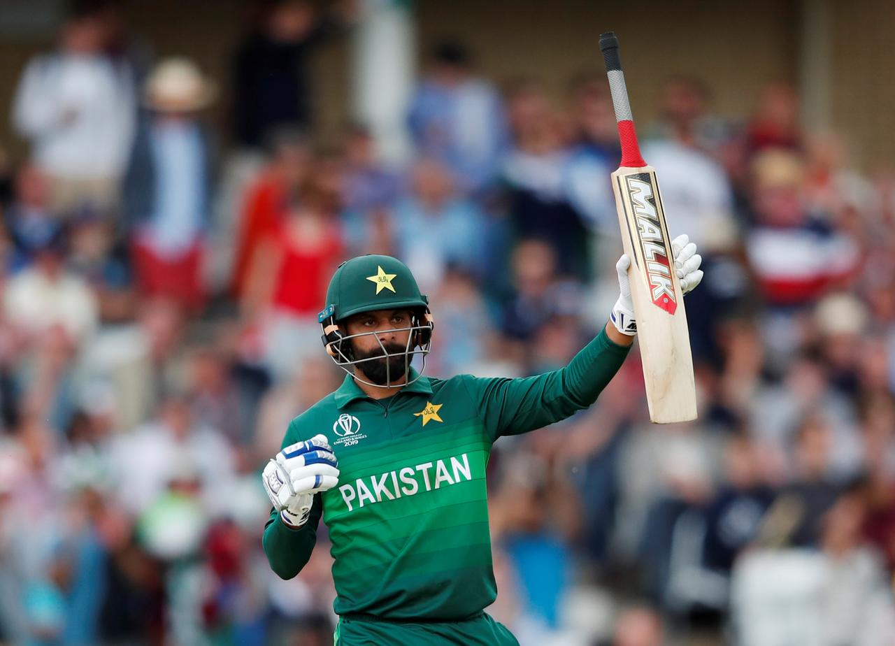Mohammad Hafeez-5 Pakistan Players Who Deserve To Play In The IPL