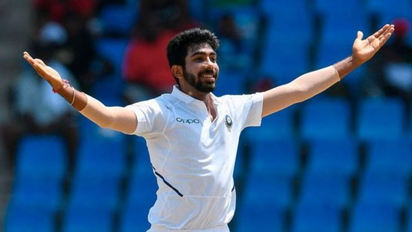 Jasprit Bumrah India's Predicted Playing XI For Test Series Against Australia
