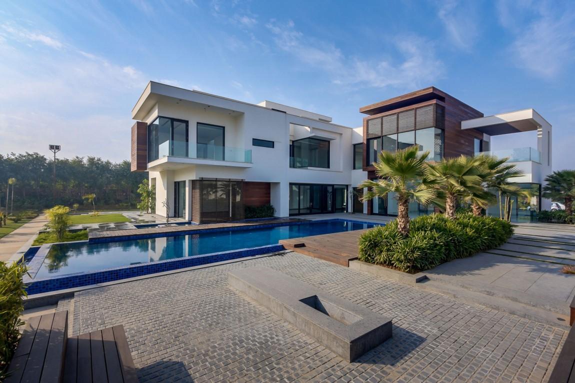 MS Dhoni House