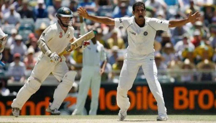 Irfan Pathan blasts Steve Bucknor