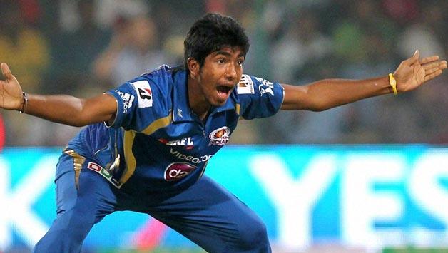 Jasprit Bumrah Maiden IPL wicket