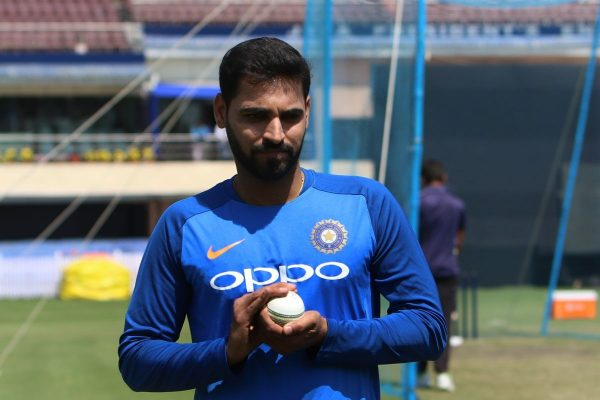 Bhuvneshwar Kumar England series