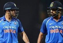 Rohit Dhoni similar captain Karn Sharma