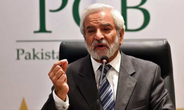 PCB Chaiman Ehsan Mani