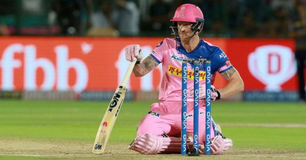 IPL 2020: Rajasthan Royals Need to Win Every Game To Make Playoffs- Ben Stokes