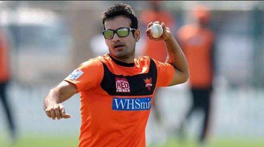 Irfan Pathan enter Lanka Premier League draft