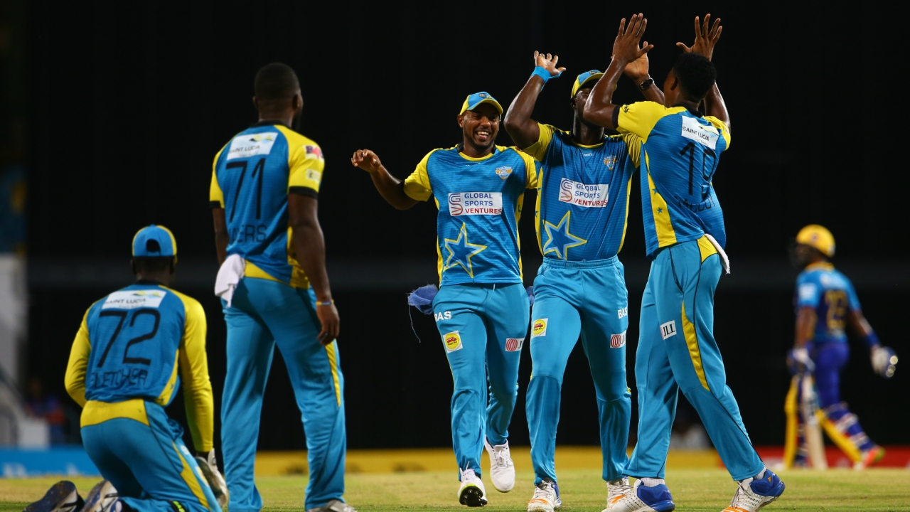 St Kitts and Nevis Patriots St Lucia Zouks Fantasy Tips