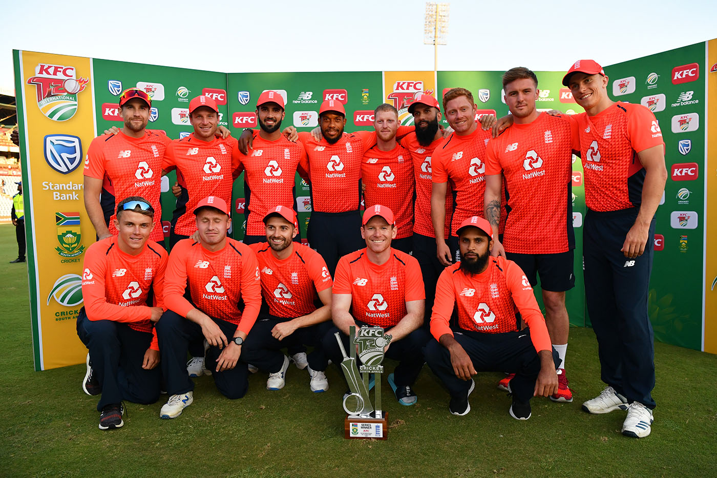 England squad for Pakistan T20Is