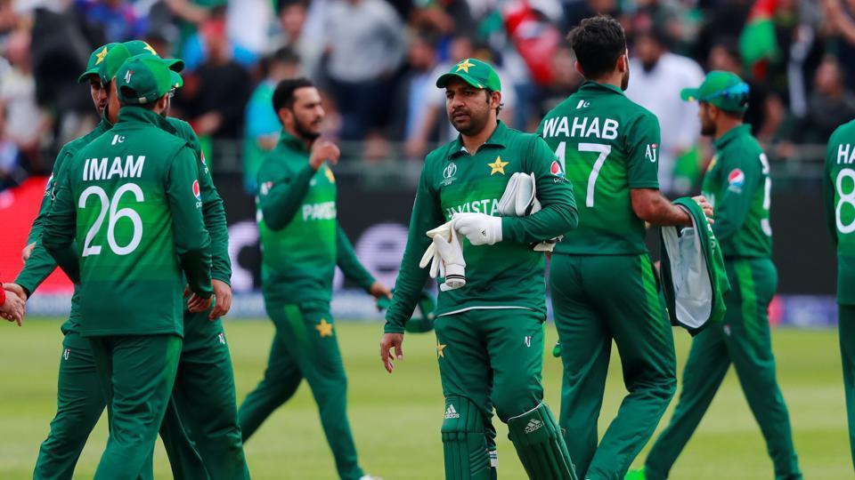 Pakistan squad England T20Is