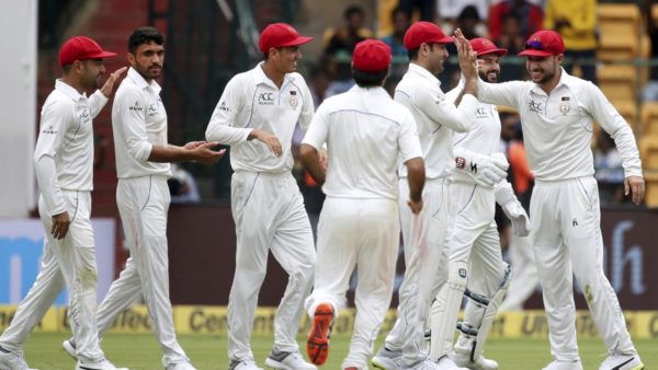 Afghanistan First Ever Test Match Against Australia