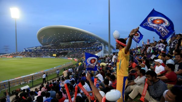 The Emirates Cricket Board are closely working the UAE government to allow fans inside stadiums during IPL 2021.