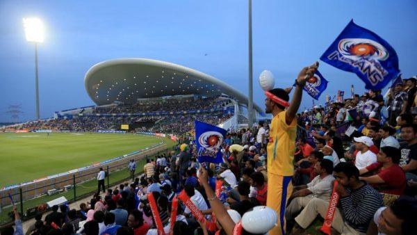 IPL 2020 Fans In UAE