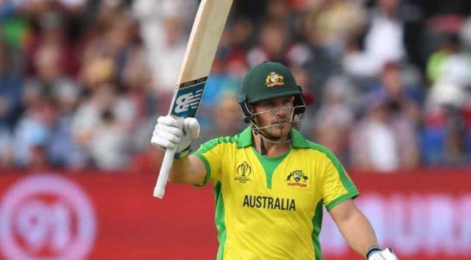 Aaron Finch captains T20 most runs